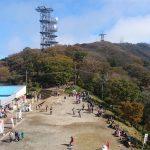 紅葉を見に筑波山もみじまつりに行ってきた