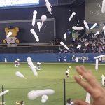 ZOZOマリンスタジアムで今シーズン3度目の野球観戦、千葉ロッテは見事に連勝!